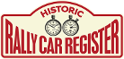 Historic Rally Car Register