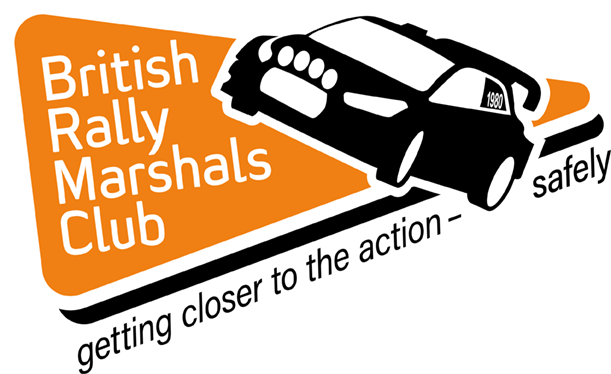 British Rally Marshals Club Logo